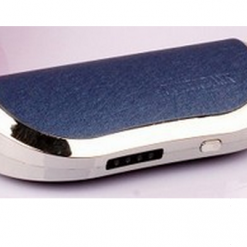 Wallet Purse Type  Power Bank 5600mAh - Blue