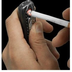USB Powered Green Electronic Cigarette Lighter