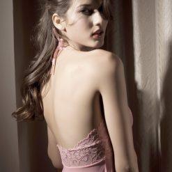 SEXY LINGERIE DRESS XXL - Pink