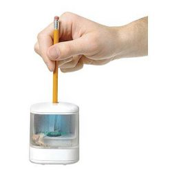 USB Electric Pencil Sharpener