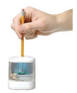 USB Electric Pencil Sharpener