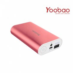 Yoobao Master Power Bank 7800mAh M3 - Red