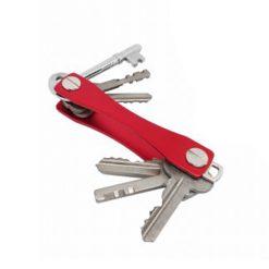 Smart Swiss Key Holder Organizer - Red