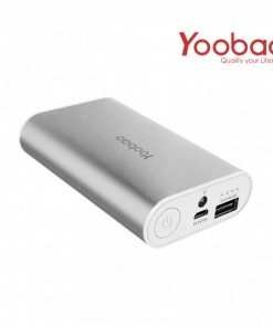 Yoobao Master Power Bank 7800mAh M3 - Silver