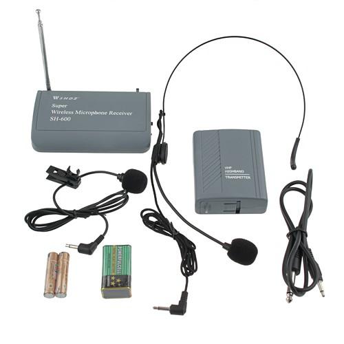 Wireless Voice Amplifier System