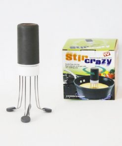 Stir Crazy Automatic Hands Free Sauce Stirrer