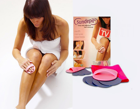 Sundepil Hair Removal Pad