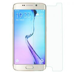 Tempered Glass Film Screen Protector for S6 Edge