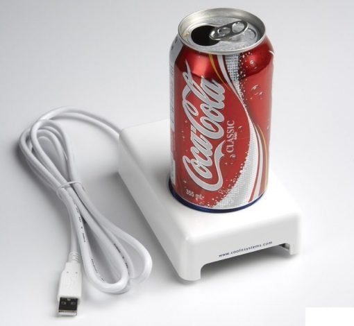 USB Canned Drinks Cooler and Warmer