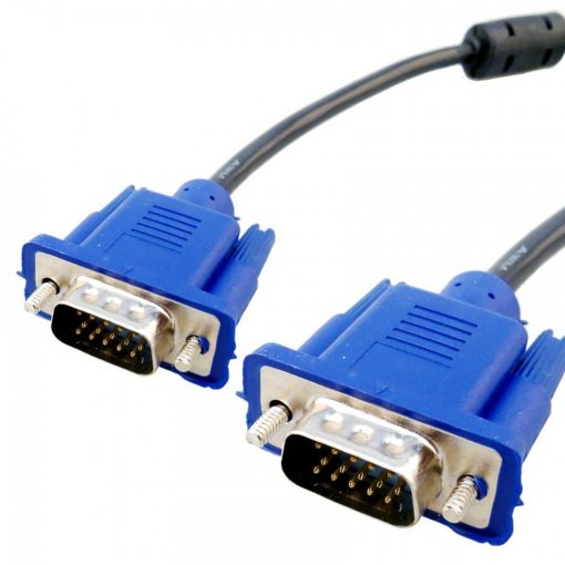 VGA Cable 1.5 Meter - Blue
