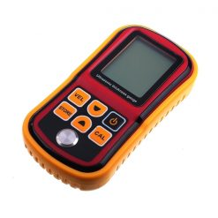 Ultrasonic Wall Thickness Gauge Meter Tester Steel PVC Digital Testing