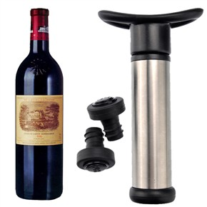 Wine Bottle Vacuum Sealer Pump