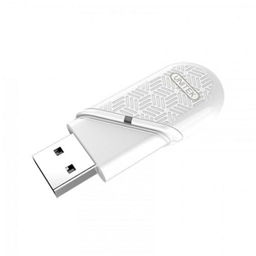 Unitek Y-9323 Type-C And  USB-A OTG Micro SD Card Reader - White