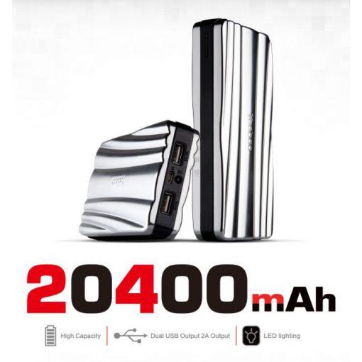 Yoobao 20400mAh Zeus Power Bank - YB-666