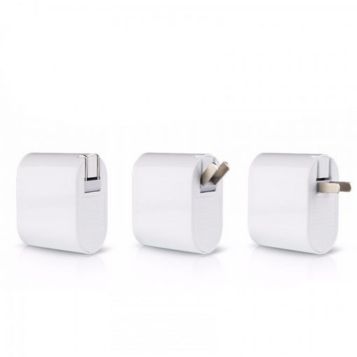 Yoobao All in one 2.1 with 2 port Adapter YB702 - White