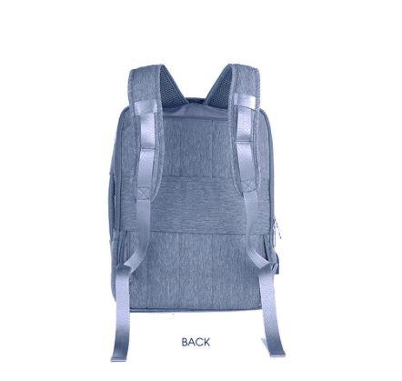 Keloe B02 13L Multifunction Leisure Computer Backpacks - Dark Grey