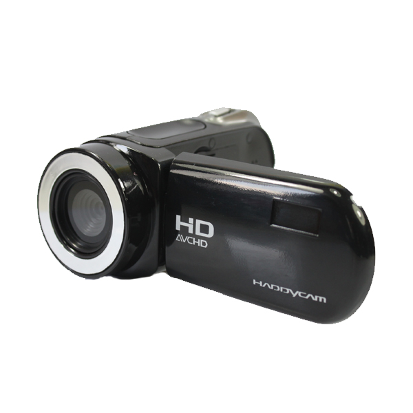 16 MP Full HD Handycam Digital Video Camera With 8x Digital Zoom - Black