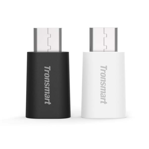 Tronsmart CTMF 2 Pcs USB 2.0 Type-C Male To Micro USB  Adapter