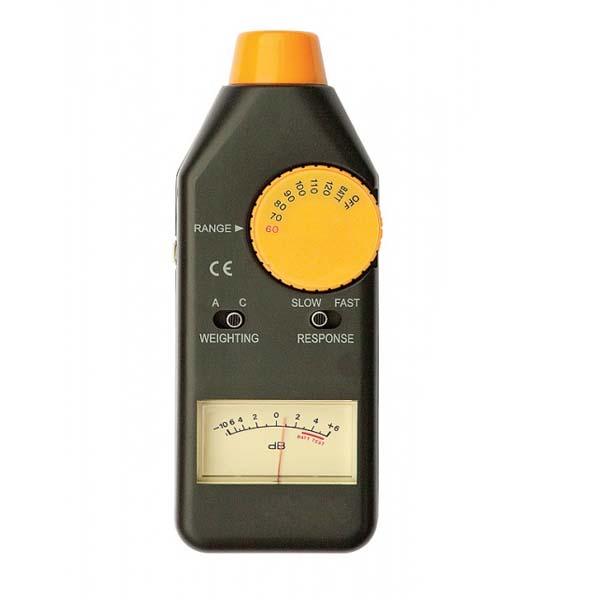 7 Range Analog Sound Level DB Meter