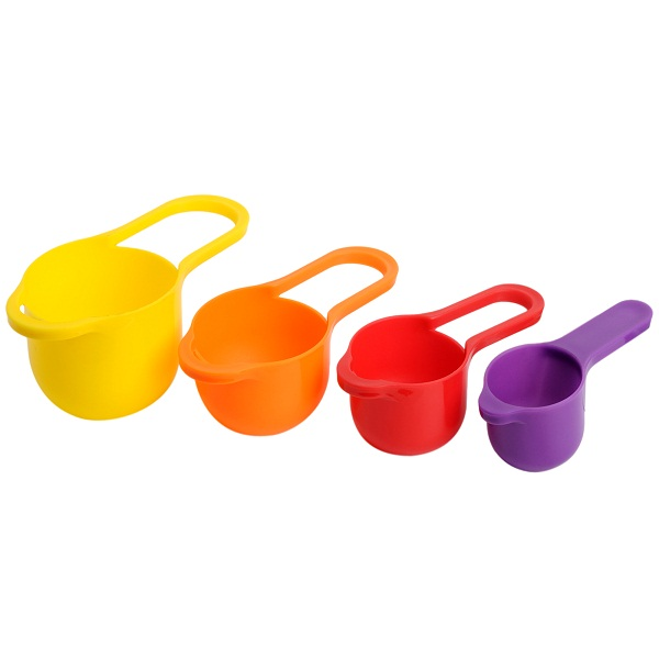 8 Measuring Cup And Mixing Bowl Set