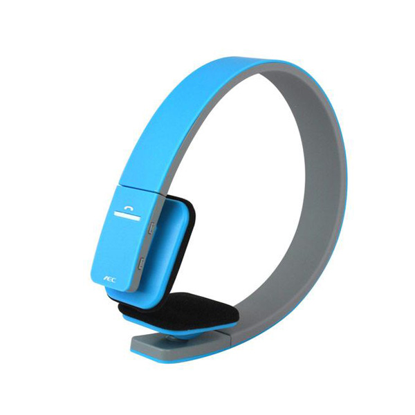 AEC Smart Bluetooth Stereo Headphone - Blue