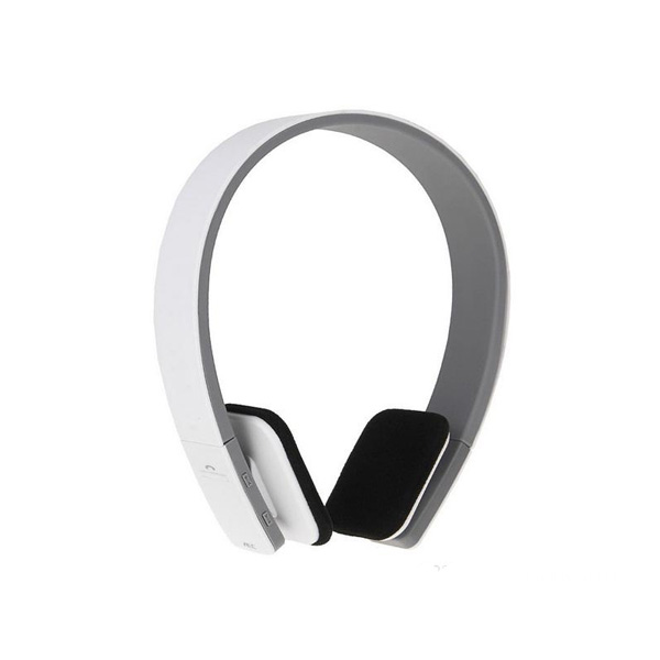 AEC Smart Bluetooth Stereo Headphone - White