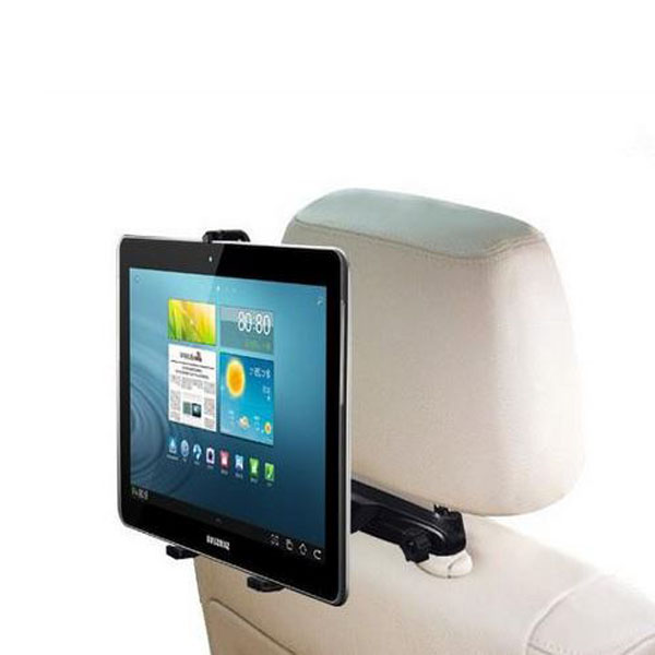 Avantree Universal Tablet Car Headrest Mount - Black