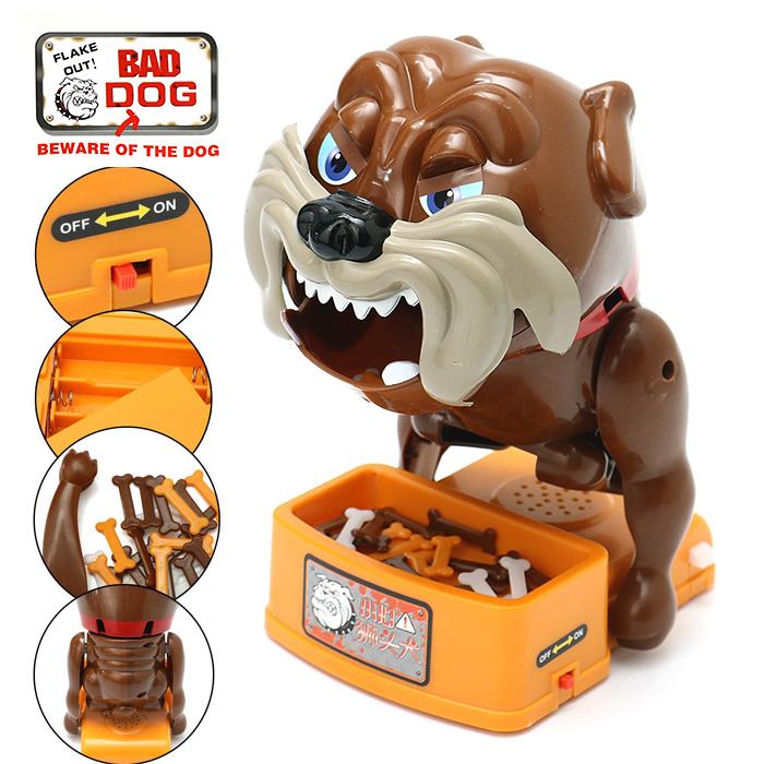 Bad Dog Game - Brown