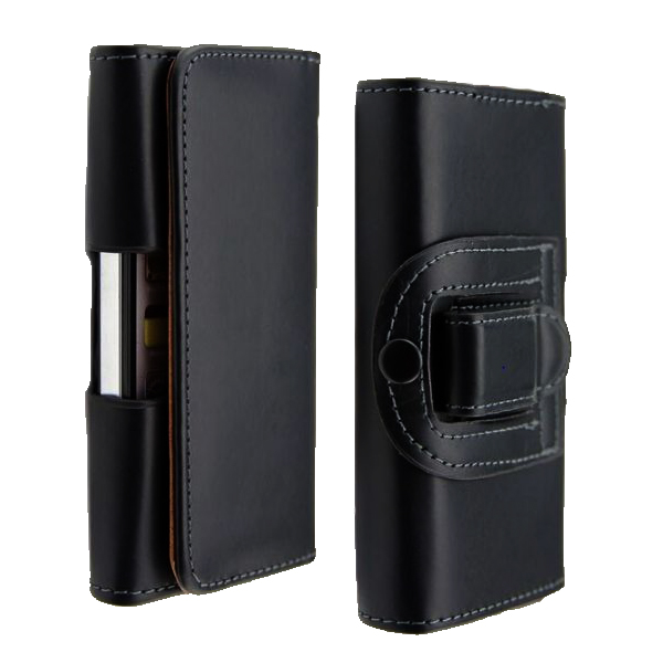 Belt Clip Holster Case For Lenovo Phones - Black
