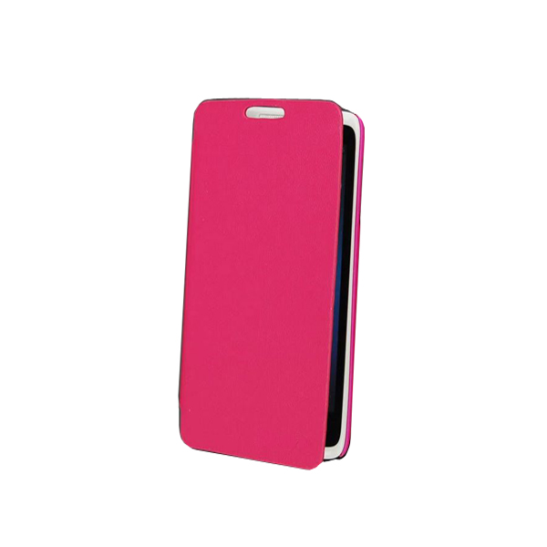 Boso Leather Case For Lenovo A328T - Pink