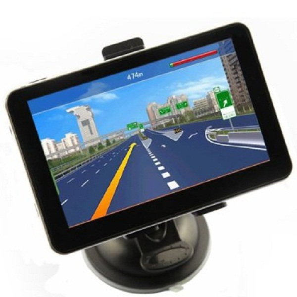 Car GPS Navigation Touch Screen 4GB