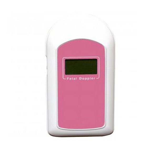 Contec Pocket Fetal Doppler Baby Sound B - Pink