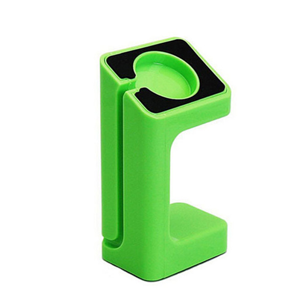 Charging Dock Compatible For Apple Watch - Green