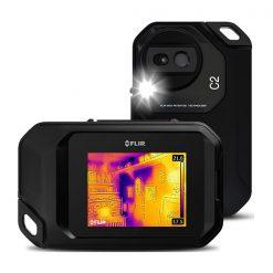 FLIR C2 Thermal Imaging System - Black