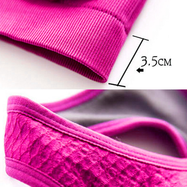 Female Sport Bra Large - Pink