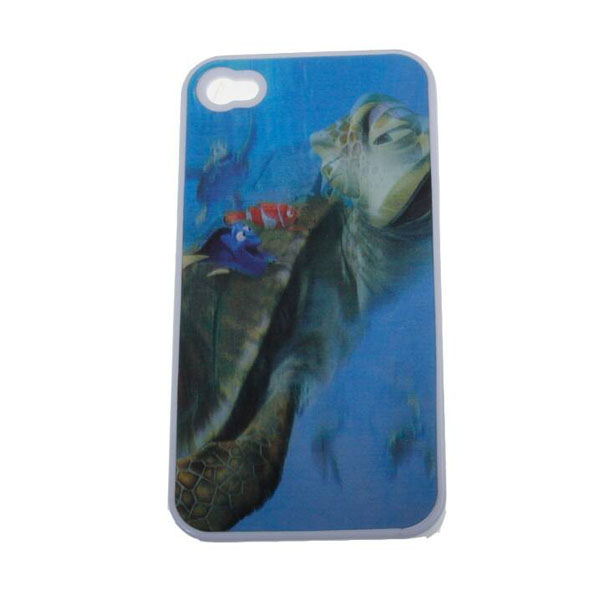 Finding Nemo 3D Protective case for Iphone 4/4s - White