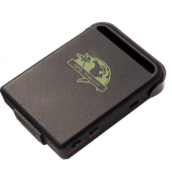 Xexun GPS Personal Tracker With Internal Memory Slot - Black
