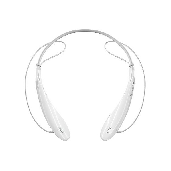 Sport Bluetooth Stereo Headset - White