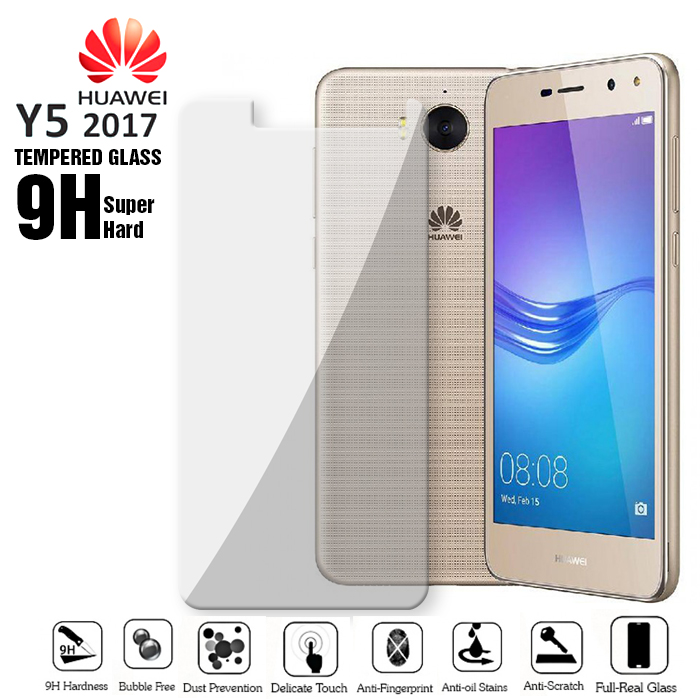 Tempered Glass Film Screen Protector for Huawei Y5 2017