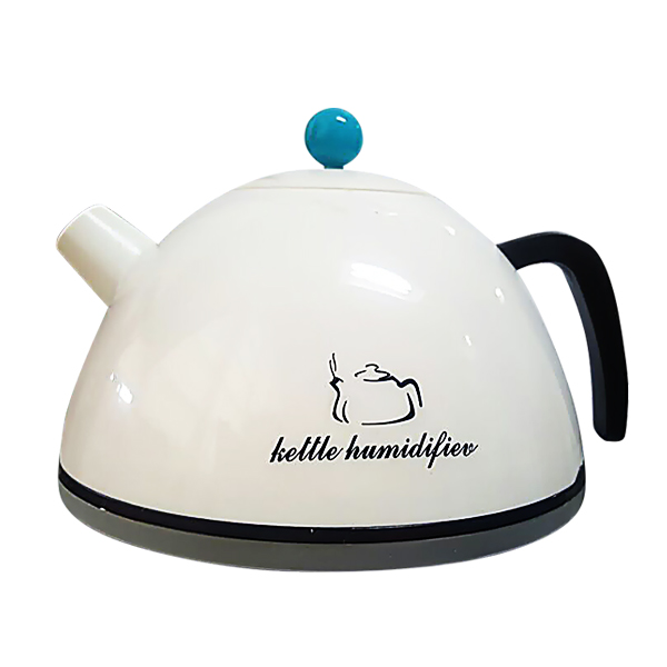Mini Ultrasonic Supersonic Anion Kettle Humidifier- Blue