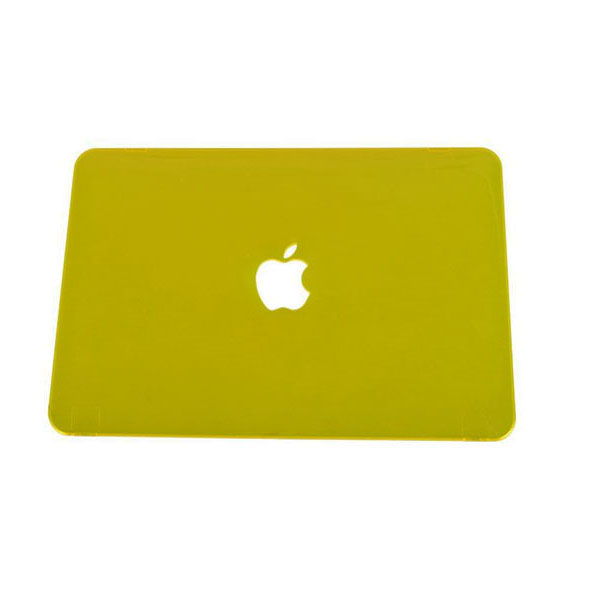 "Macbook Air 13.3"" Case Sand Finish - Yellow"
