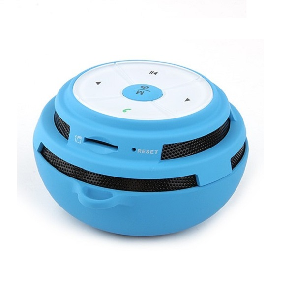 Mini BV200 Portable Bluetooth Handsfree Wireless Speaker - Blue