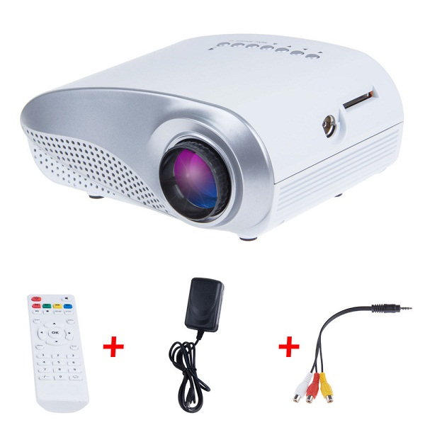 Mini Digital 60 Lumens LED Multimedia - White