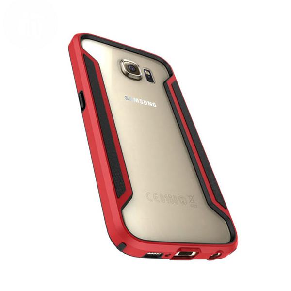 Nillkin Samsung S6 Edge Slim Border Series - Red