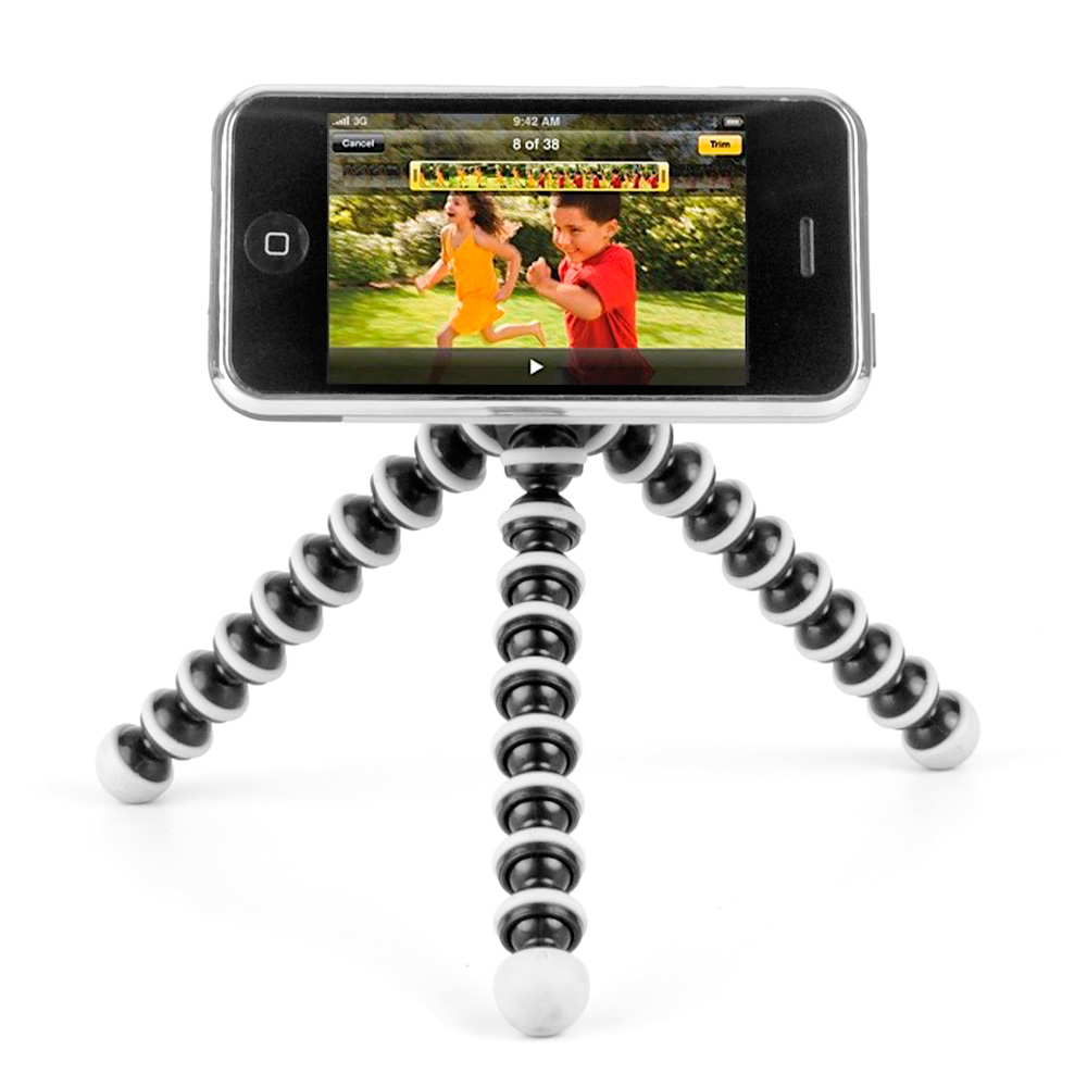 Mini  Octopus Flexible Tripod Gorilla Pod for Camera