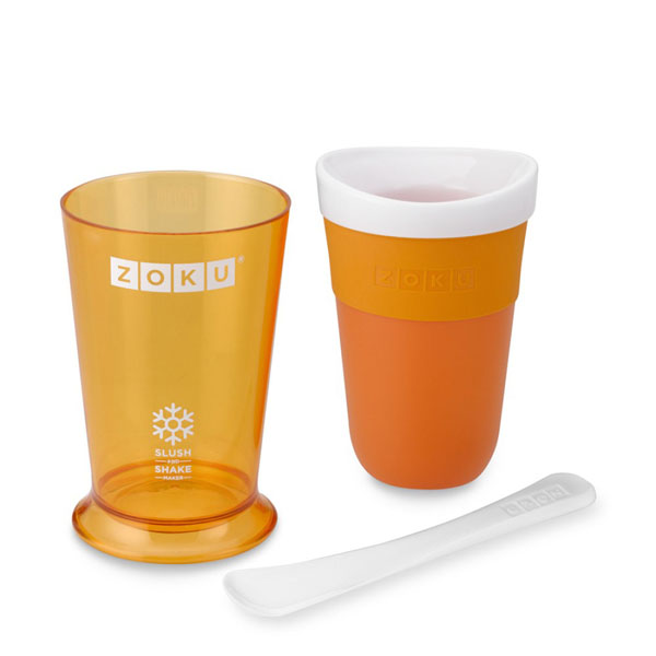 Slush & Shake Maker - Orange