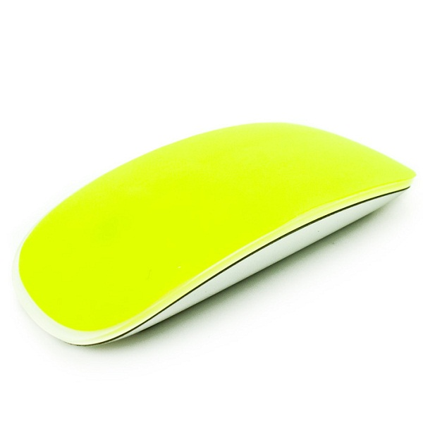 Softskin Mouse Protector for Mac Apple Magic Mouse -Yellow