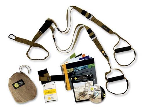 TRX OEM Suspension Trainer Force Kit - Brown