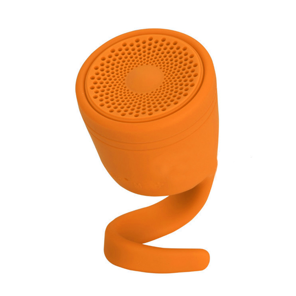 Tadpole Waterproof Bluetooth Speaker - Orange