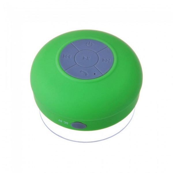 Waterproof Bluetooth Speaker - Green